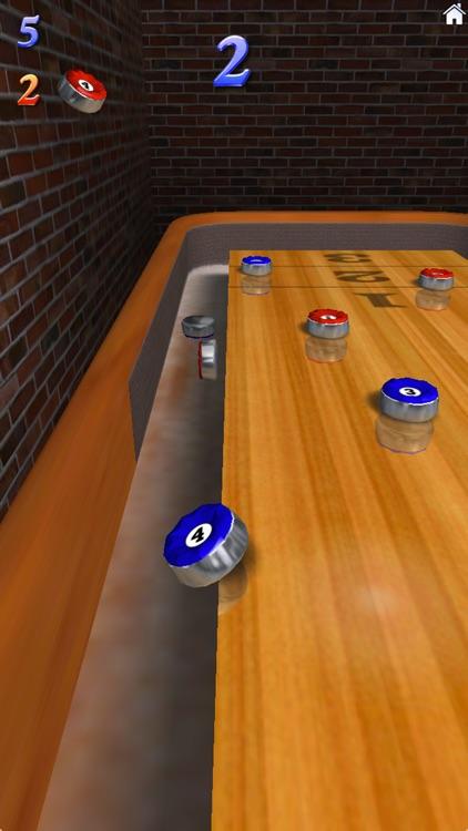 10 Pin Shuffle Bowling screenshot-5