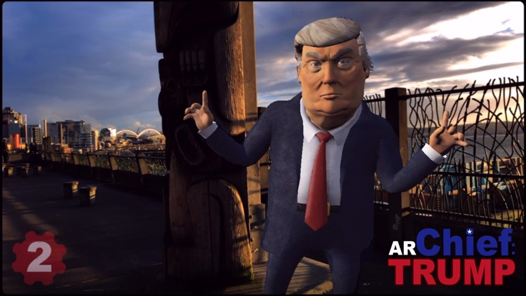 AR Chief Trump screenshot-4