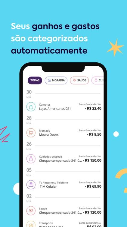 Guiabolso: Finanças pessoais screenshot-5
