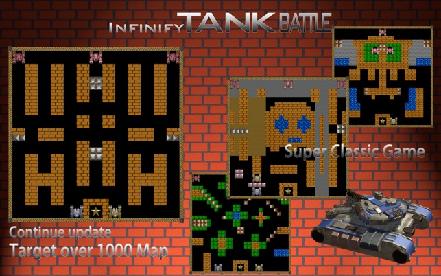Infinity Tank Battle Screenshot