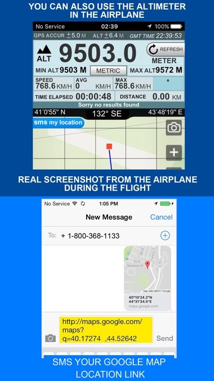 Altimeter GPS+ (Speedometer) screenshot-6