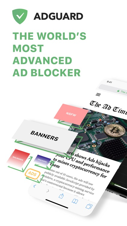 AdGuard — adblock&privacy by Performix