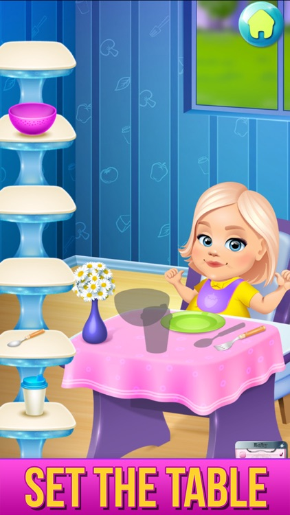 Baby Care Adventure screenshot-8