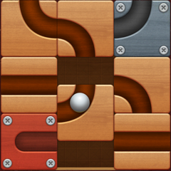 Roll the Ball - slide puzzle