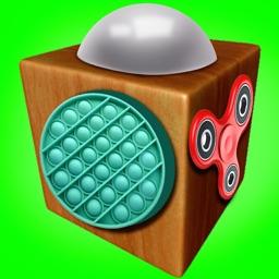 Antistress Fidgets Cubes 3D