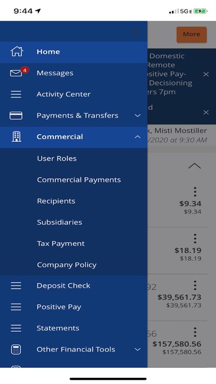 Extraco Banks eBanks screenshot-4