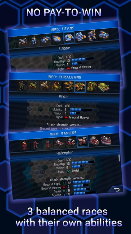 UniWar: Multiplayer Strategy screenshot-4