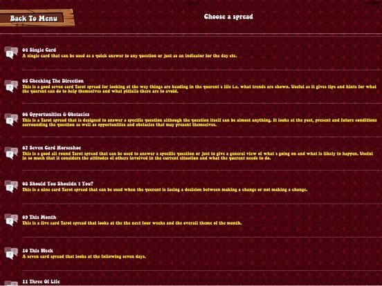Real Tarot screenshot 14