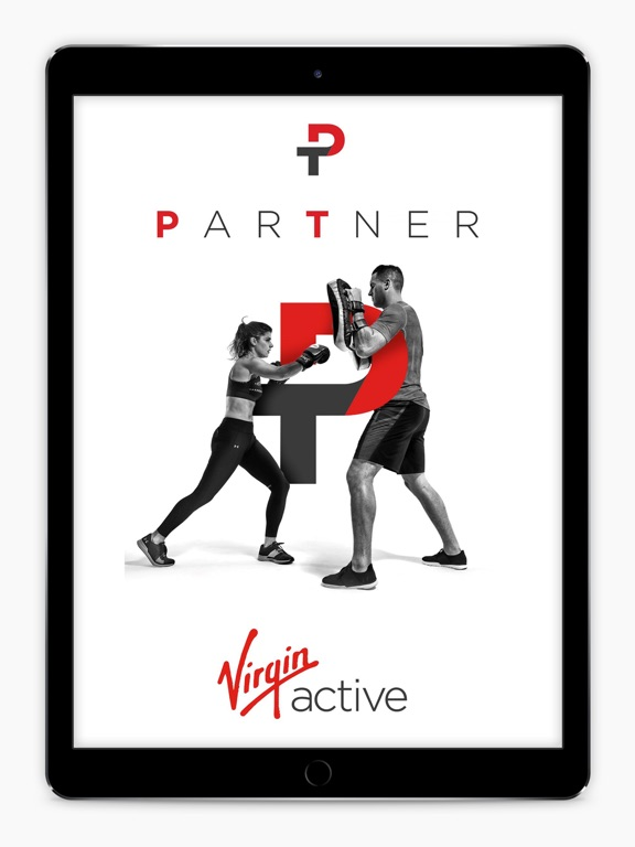 Virgin Active Partner-ipad-0