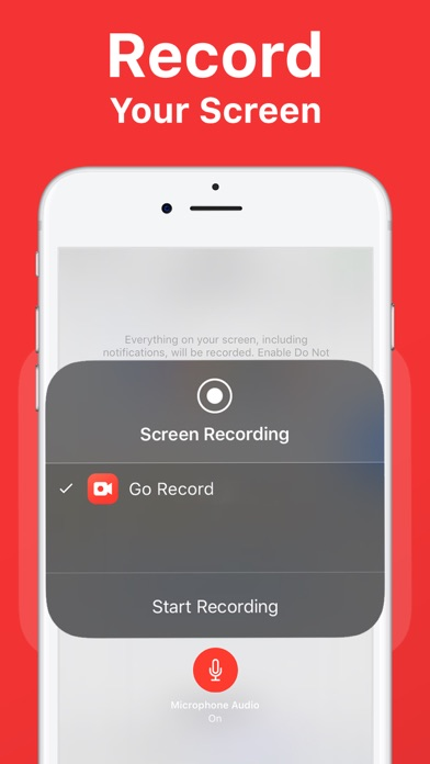 Download Go Record: Screen Recorder for Pc