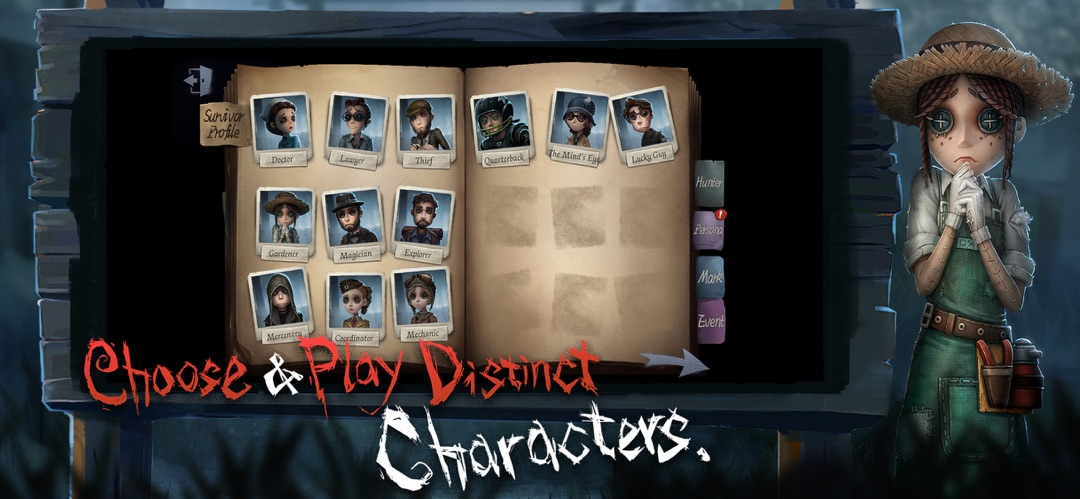 Identity V - Online Game Hack and Cheat | Gehack com