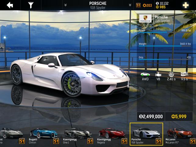 NITRO NATION™ 6 Screenshot