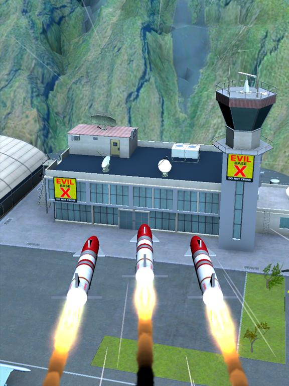 Boom Rockets 3D screenshot 13