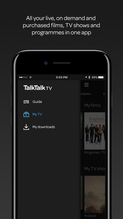 TalkTalk TV screenshot-7