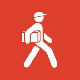 Пешкарики - служба доставки