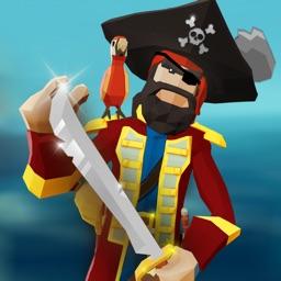 Pirates Island Caribbean Sea