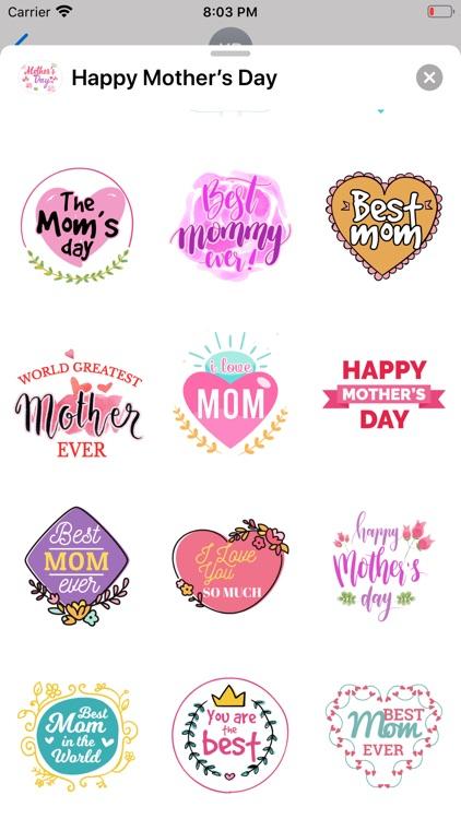 Happy Mother's Day * screenshot-3