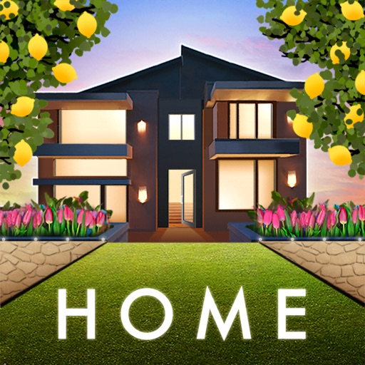 Design Home application logo