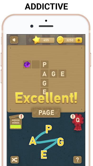 Word Crossing - Crossword screenshot one
