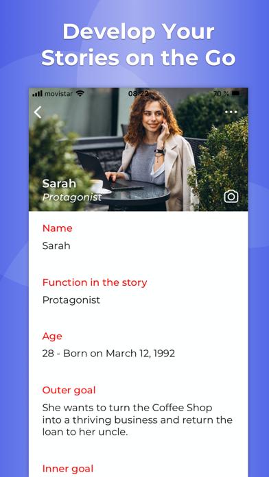 Story Planner Pour Écrivains