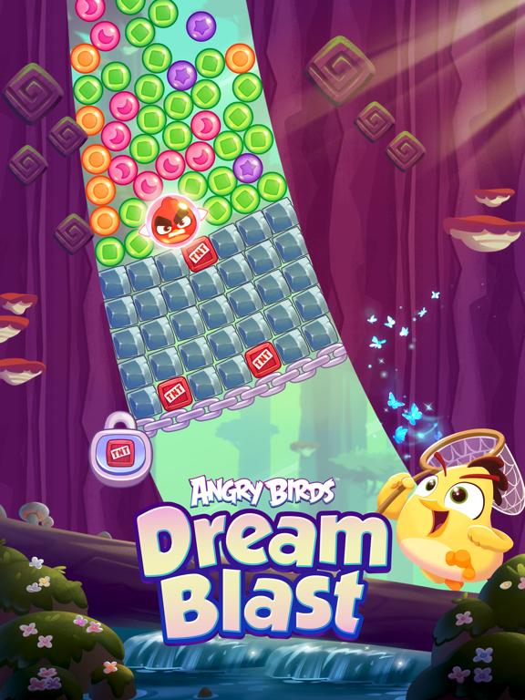 Angry Birds Dream Blast Bubble