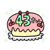 Birthday Ice Cream Animated