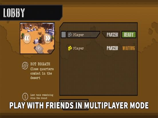 AR Tanks Multiplayer screenshot 8