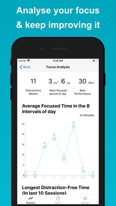 Скриншот №5 к Engross Focus Timer  To-Do