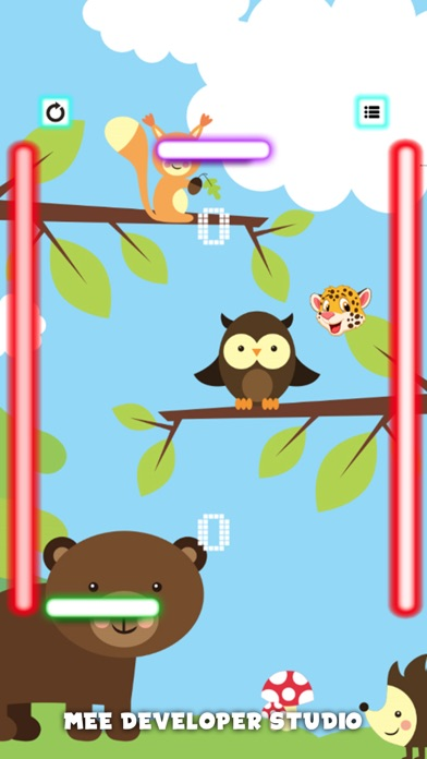 Classic Tic Tac Toe -Animal XO screenshot four