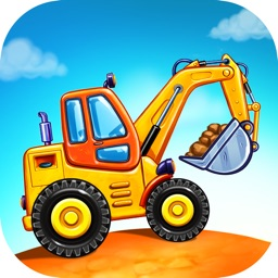 Tractor Game for Build a House