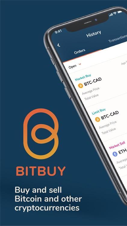 Bitbuy: Buy Bitcoin Canada
