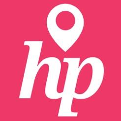 Hidden place app