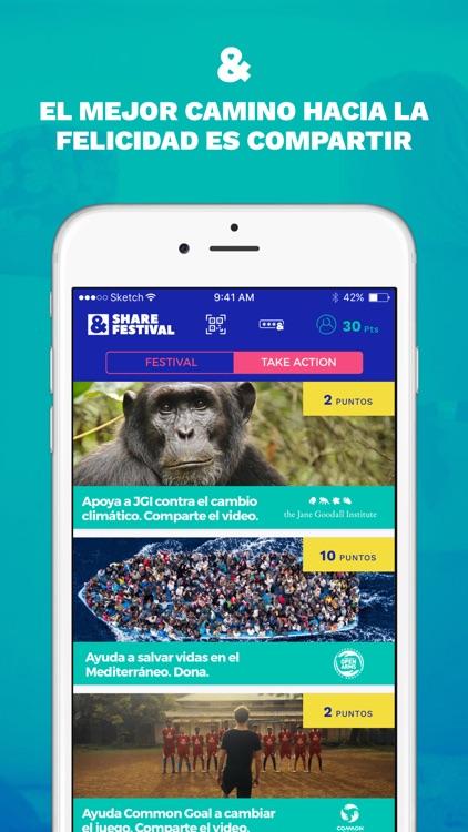 Resultado de imagen de app share festival