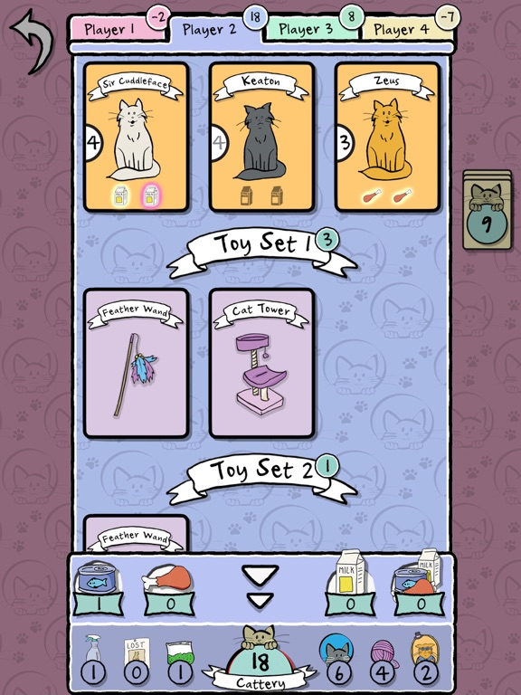 Screenshot #4 for Cat Lady - The Card Game