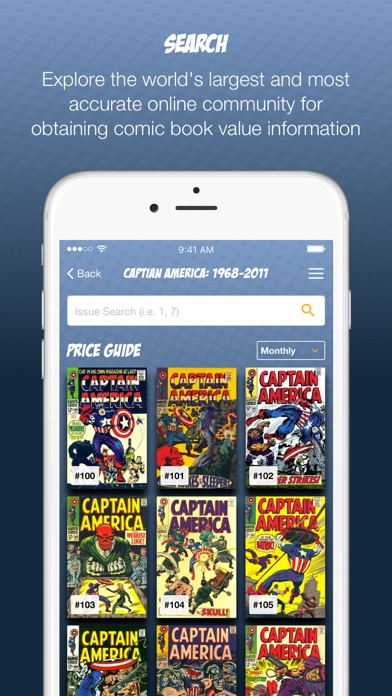 Top 10 Apps like Zap-Kapow! The Comic Book Price Guide in 2019 for