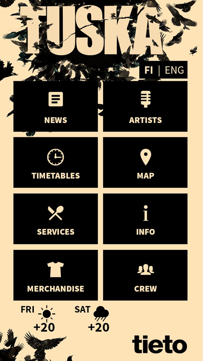 Tuska Screenshot