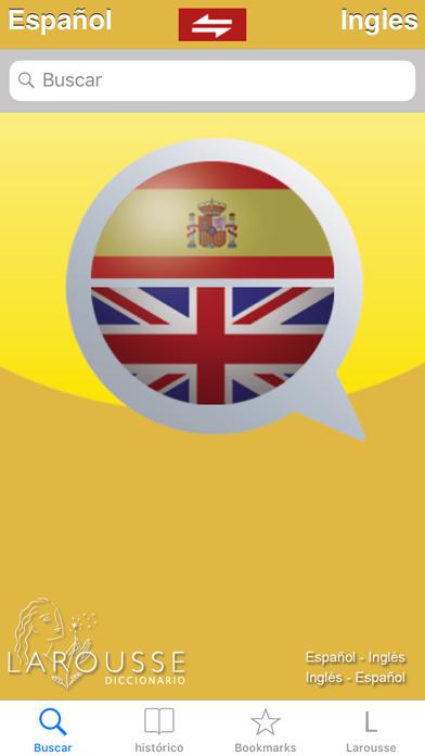 Larousse Español - Inglésのおすすめ画像1