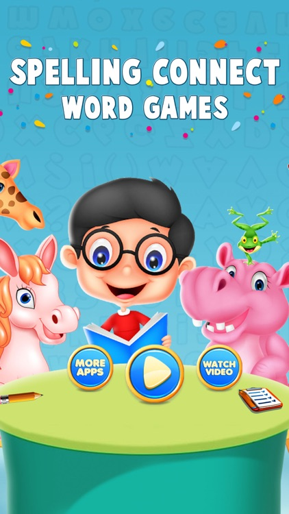 Spelling Connect - Word Games screenshot-6