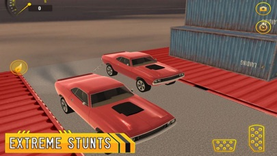 Chained Stunts: Car Ramp Race image #1