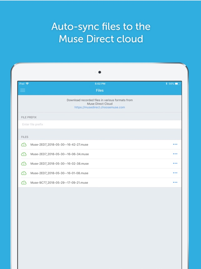 Muse Direct on the App Store