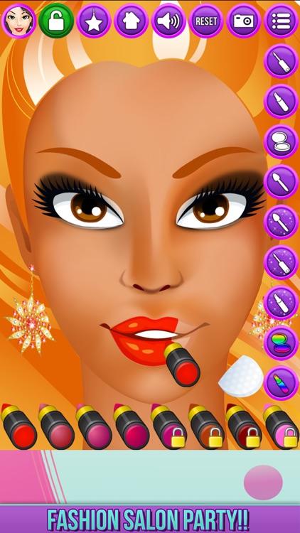 Makeup Touch Style Studio screenshot-9