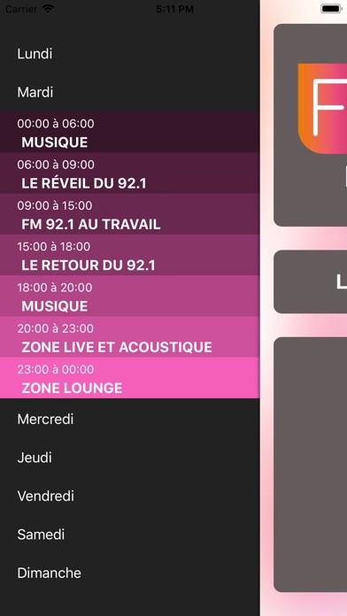 FM 92.1 Est-Ontarien screenshot 5