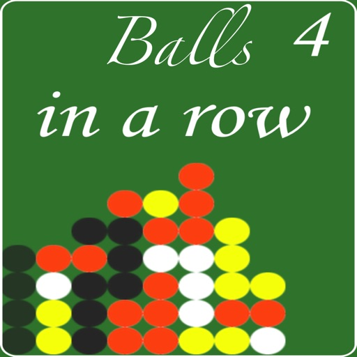Balls 4 in a Row - Premium! icon