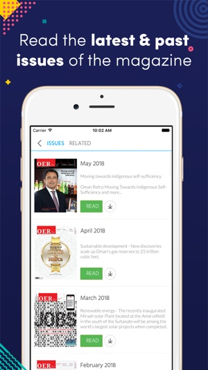 Oman Economic Review on the App Store
