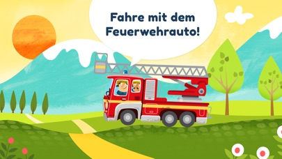 Screenshot for Kleine Feuerwehr für Kinder in Germany App Store