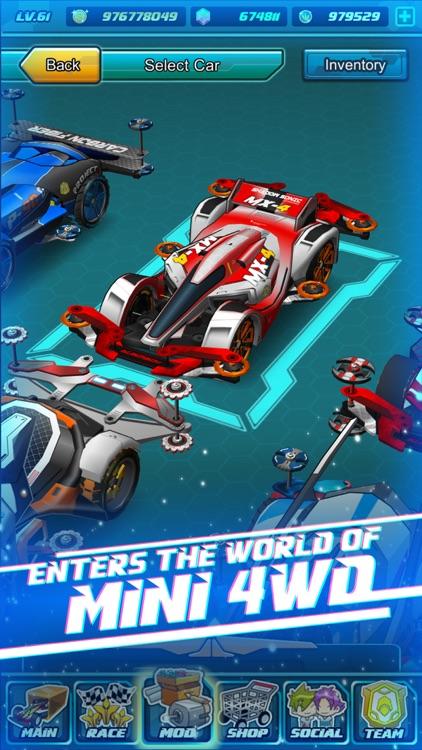 Mini 4WD Legend - Racing Sim