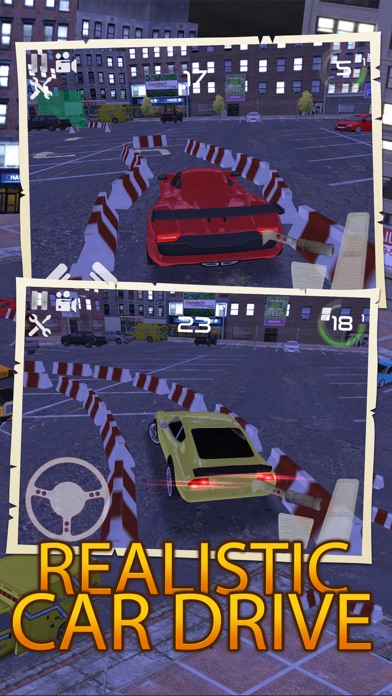 Sport Car Parking Simulator