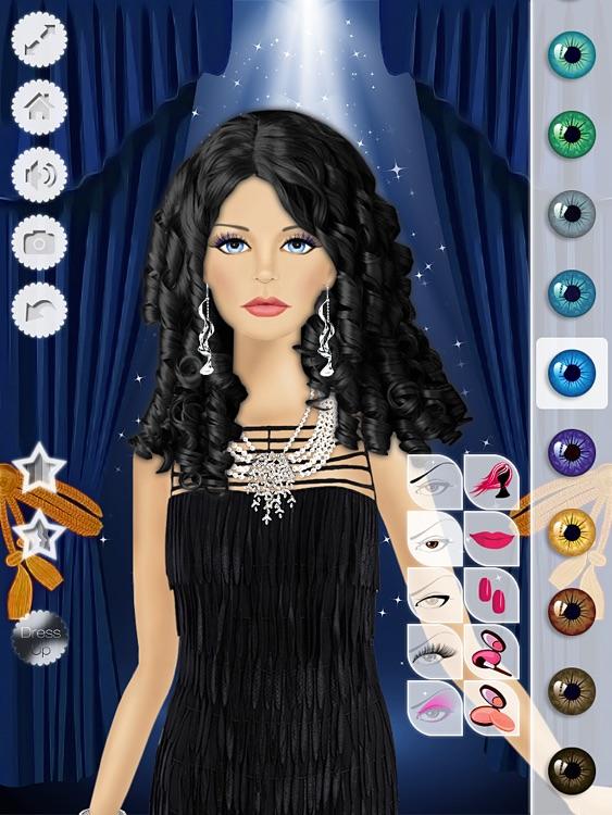 Makeup & Dress Up Princess screenshot-3