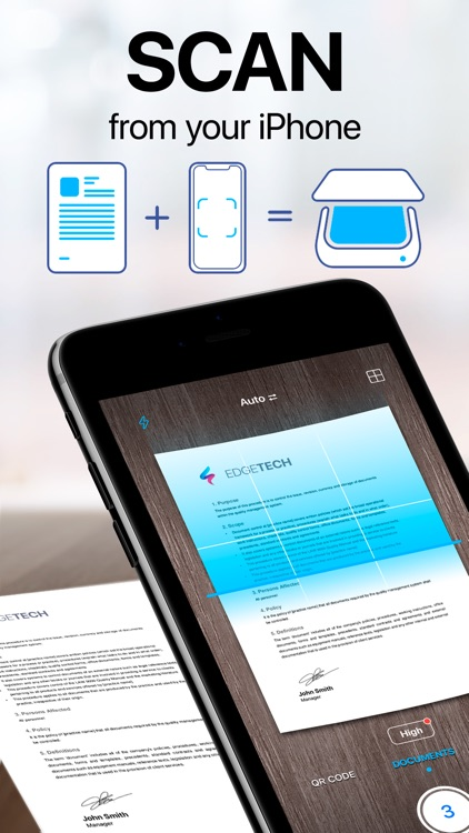 Scanner App: PDF Document Scan screenshot-0