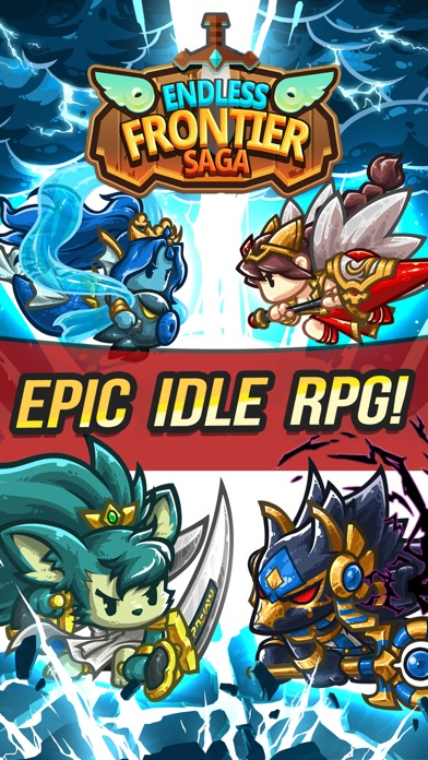 Endless Frontier Saga 2 - RPG-0